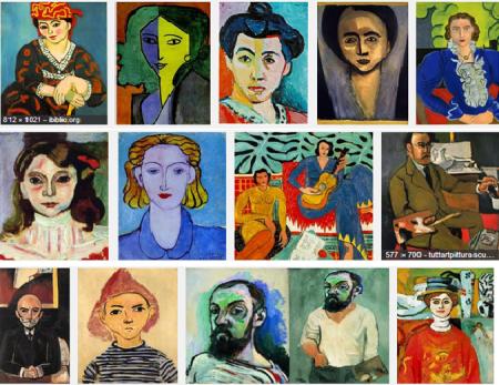 Matisse Portraits 2